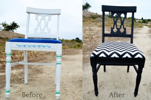 DIY: Chair Transformation