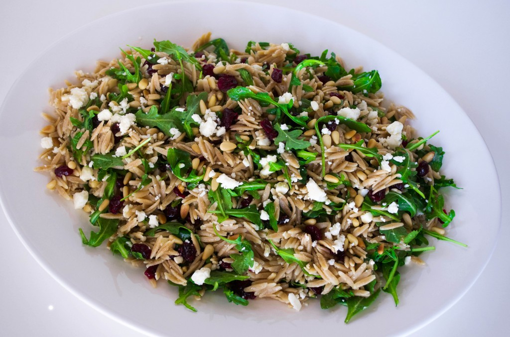 TRI COLORE PASTA SALAD- THE KINDRED STREET