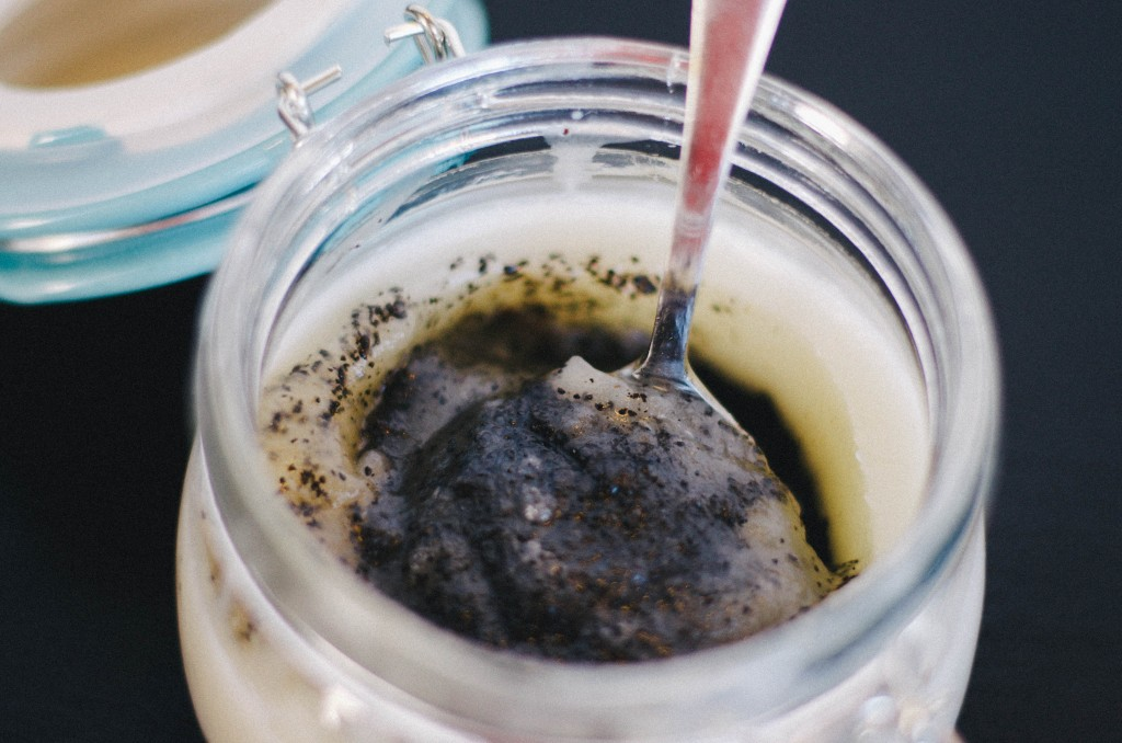 DIY COFFEE BODY SCRUB-THE KINDRED STREET 11