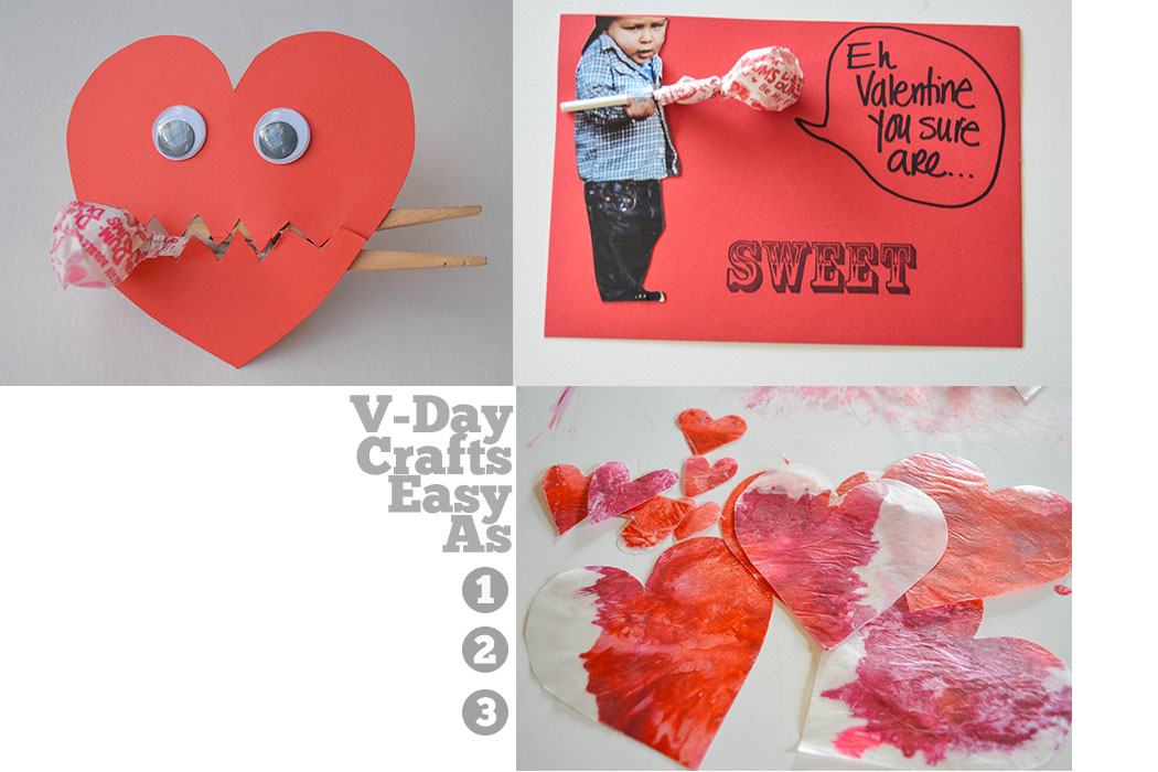 V-Day Crafts final