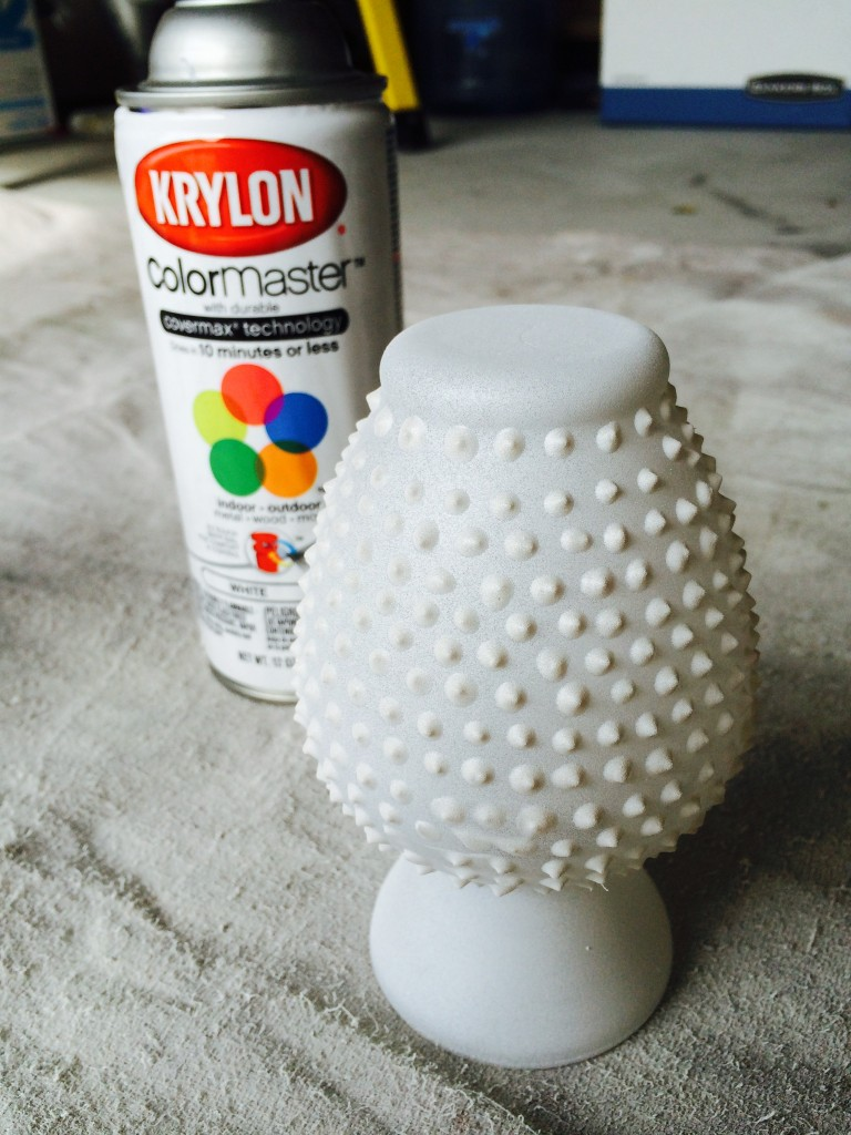 DIY MILK GLASS THE KINDRED STREET 20