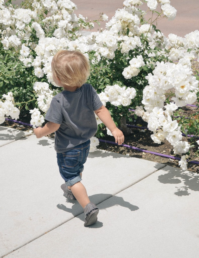 Freshly Picked Moccasins & Be Kind Tee Giveaway!